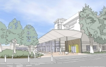 Proposed Andover Bus Station